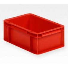 Dėžė EF3120 raudona, 300x200x117mm