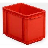 Dėžė EF3220 raudona, 300x200x220mm