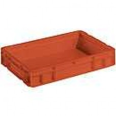 Dėžė EF4070 raudona, 400x300x75mm
