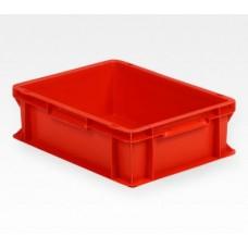 Dėžė EF4120 raudona, 400x300x120mm