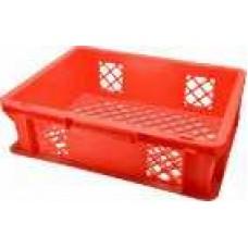 Dėžė EF4123 raudona, 400x300x120mm