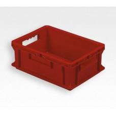 Dėžė EF4140 raudona, 400x300x140mm