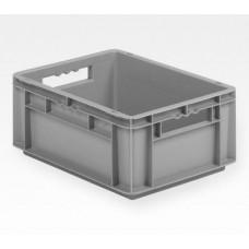 Dėžė EF4170 pilka, 400x300x170mm
