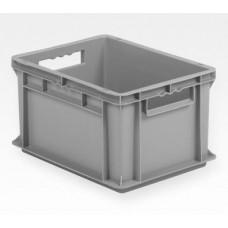 Dėžė EF4220 pilka, 400x300x220mm