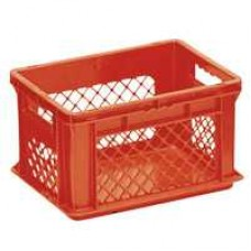 Dėžė EF4221 raudona, 400x300x220mm