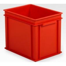 Dėžė EF4320 raudona, 400x300x320mm