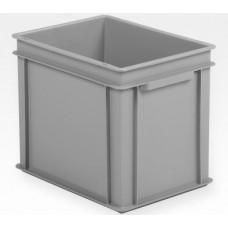 Dėžė EF4320 pilka, 400x300x320mm