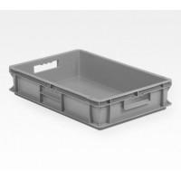 Dėžė EF6120 pilka, 600x400x120mm