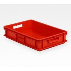 Dėžė EF6120 raudona, 600x400x120mm