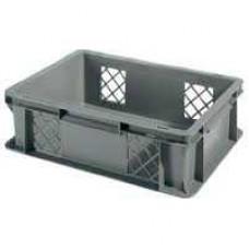 Dėžė EF4121 pilka, 400x300x120mm