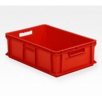 Dėžė EF6180 raudona, 600x400x180mm