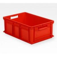 Dėžė EF6220 raudona, 600x400x220mm