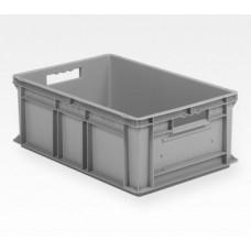 Dėžė EF6220 pilka, 600x400x220mm