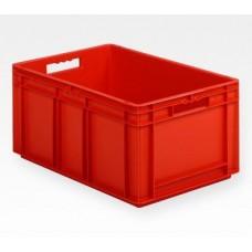 Dėžė EF6280 raudona, 600x400x285mm