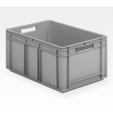Dėžė EF6280 pilka, 600x400x285mm
