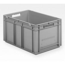 Dėžė EF6320 pilka, 600x400x320mm
