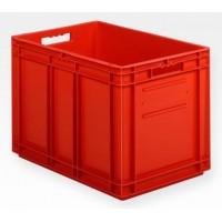 Dėžė EF6420 raudona, 600x400x420mm