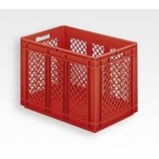 Dėžė EF6421 raudona, 600x400x420mm