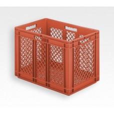Dėžė EF6423 raudona, 600x400x420mm