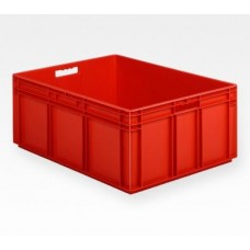 Dėžė EF8320 raudona, 800x600x320mm