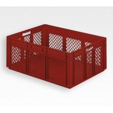 Dėžė EF8321 raudona, 800x600x320mm