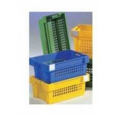 Dėžė EFB-LB 642 geltona, 600x400x200mm
