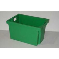 Dėžė FB604 žalia, 600x400x350mm