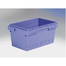 Dėžė KS52 mėlyna, 500/440x360/275x253mm