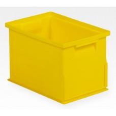 Dėžė 14/6-3S geltona, 300x200x200mm