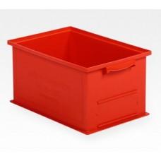 Dėžė 14/6-230 raudona, 450x300x230mm