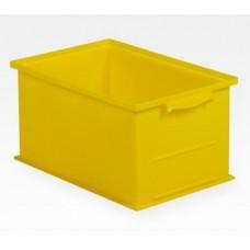 Dėžė 14/6-230 geltona, 450x300x230mm