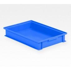 Dėžė 14/6-2F mėlyna, 450x300x72mm