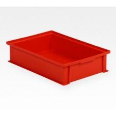 Dėžė 14/6-2G raudona, 450x300x105mm
