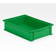Dėžė 14/6-2G žalia, 450x300x105mm