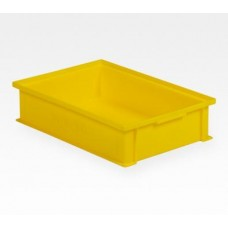Dėžė 14/6-2G geltona, 450x300x105mm
