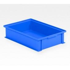 Dėžė 14/6-2G mėlyna, 450x300x105mm