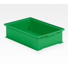 Dėžė 14/6-2H žalia, 450x300x120mm
