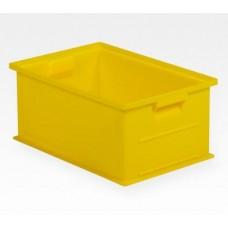 Dėžė 14/6-2 geltona, 450x300x200mm