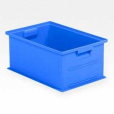 Dėžė 14/6-2 mėlyna, 450x300x200mm