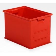 Dėžė 14/6-2Z raudona, 450x300x300mm