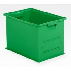 Dėžė 14/6-2Z žalia, 450x300x300mm