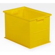 Dėžė 14/6-2Z geltona, 450x300x300mm