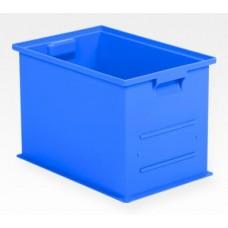 Dėžė 14/6-2Z mėlyna, 450x300x300mm