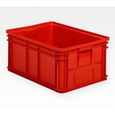 Dėžė 14/6-1 raudona, 630x450x300mm