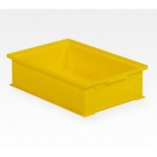 Dėžė 14/6-2H geltona, 450x300x120mm