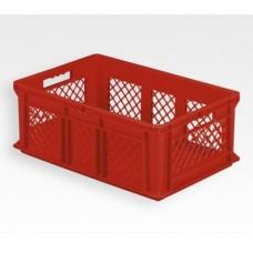 Dėžė EF6281 raudona, 600x400x285mm