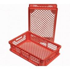 Dėžė EF6283 raudona, 600x400x285mm