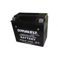 DYNAVOLT DB DTX20L-BS 12V 18Ah, 175mm x 87mm x 155mm