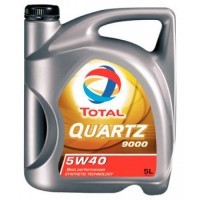 TOTAL QUARTZ 9000, SAE 5W-40, 5L
