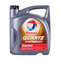 TOTAL QUARTZ 9000 ENERGY, SAE 5W-40, 5L